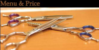 Menu & Price